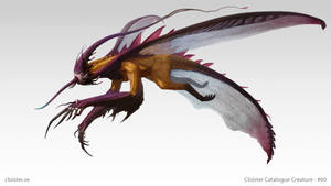 Ith'Nirin - creature concept by Cloister