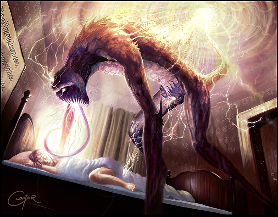 призвать крепкий сон у знакомого магией