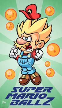 Super Mario Ball Z
