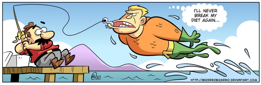 Aquaman by BezerroBizarro