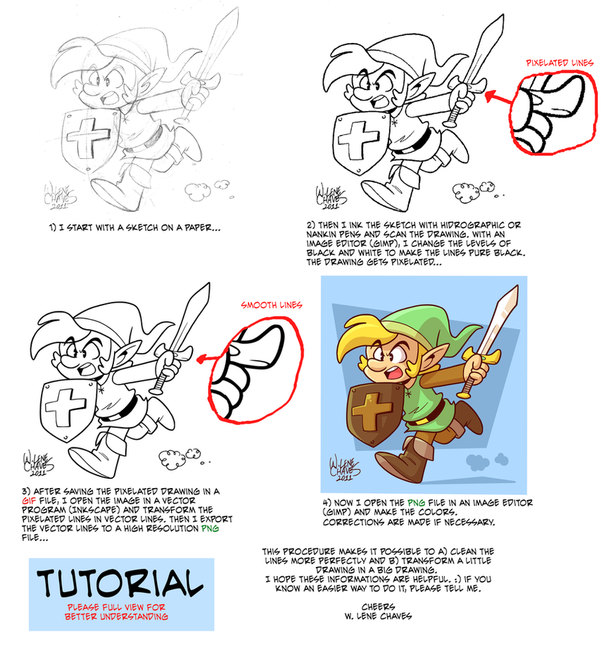 Tutorial by BezerroBizarro