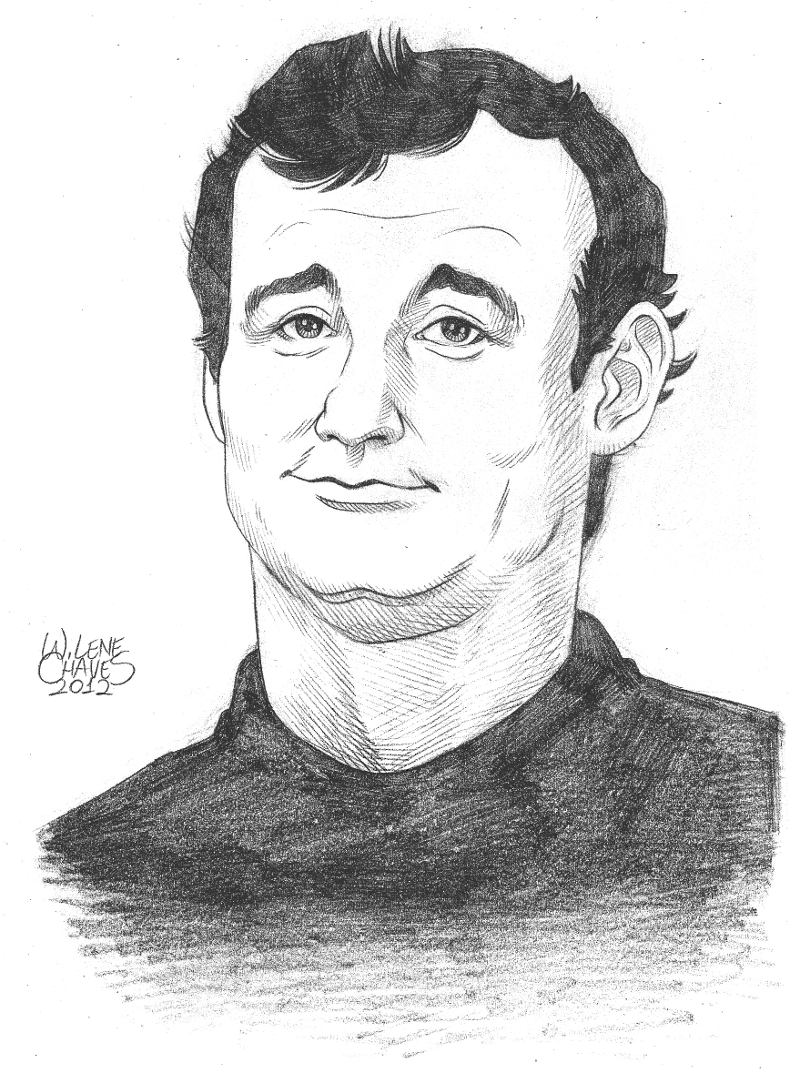 Bill Murray by BezerroBizarro