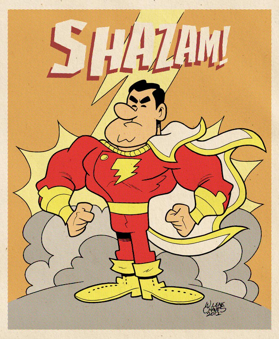 Shazam by BezerroBizarro