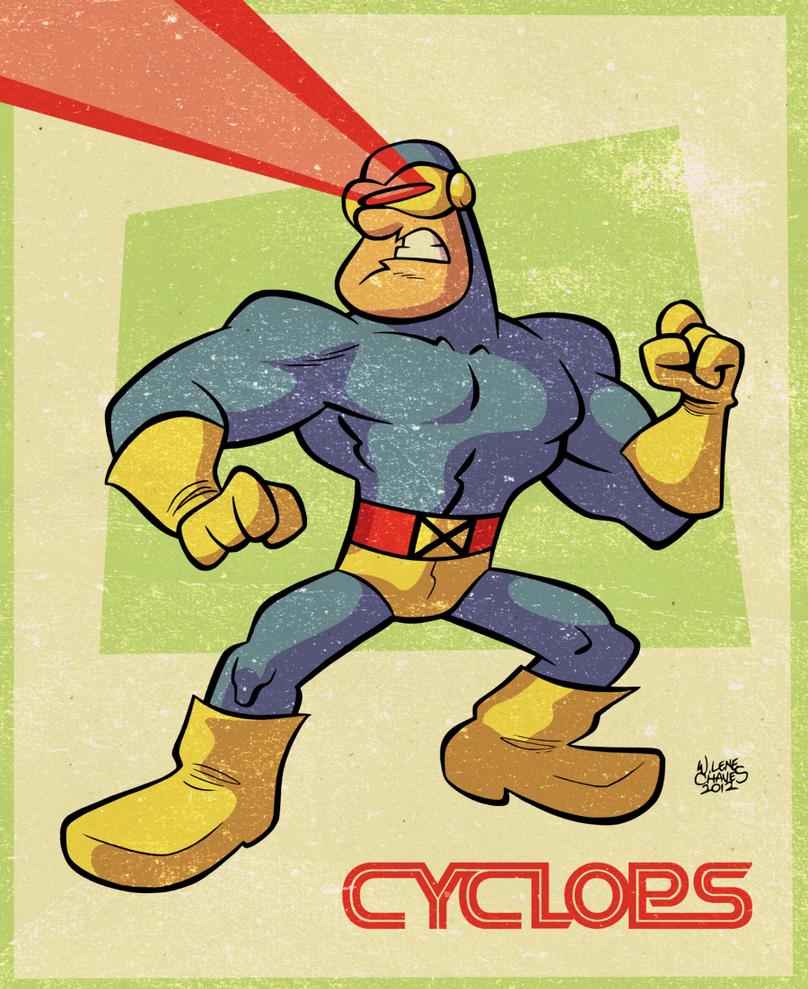 Cyclops by BezerroBizarro