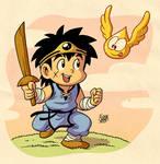 Dragon Quest - Dai no Daibouken