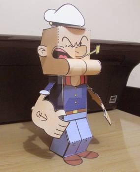 Popeye the Paperman