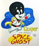 Casper, The Friendly Space Ghost