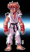 Ryu by BezerroBizarro