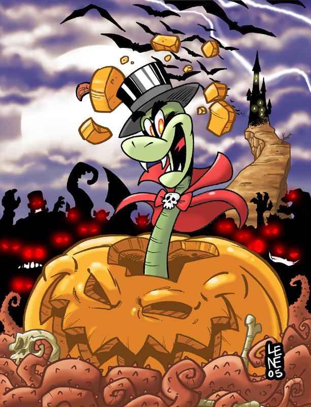 Halloween by BezerroBizarro