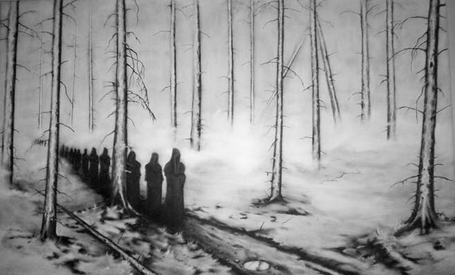 Funeral Procession by Draupnir