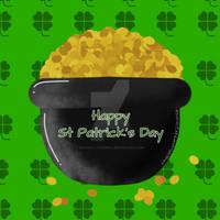 Happy St Patrick's Day 2021