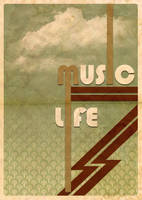 Music equals Life by noseln77
