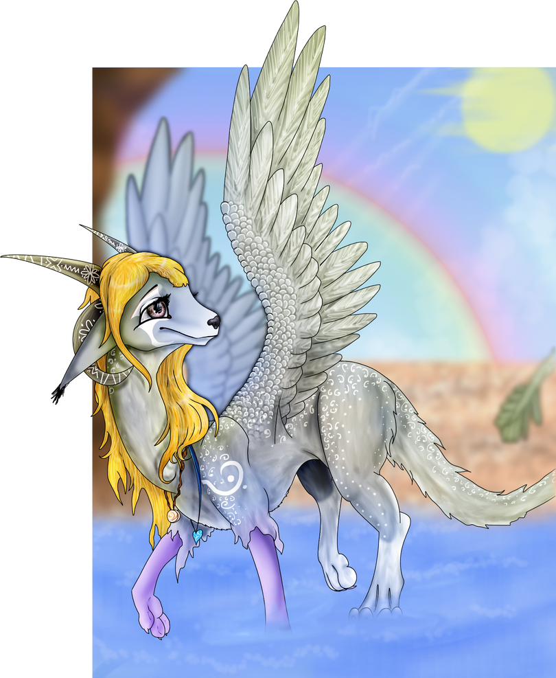 AT: The Pot Of Gold by xX-Starduster-Xx
