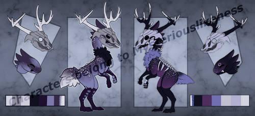 Mochi Raptor Customs by xX-Starduster-Xx