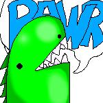 Dinosaur by stellarbuck