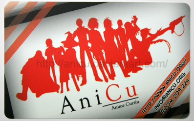 Membership Card by AniCu