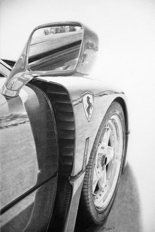 Ferrari F40 by Titan360