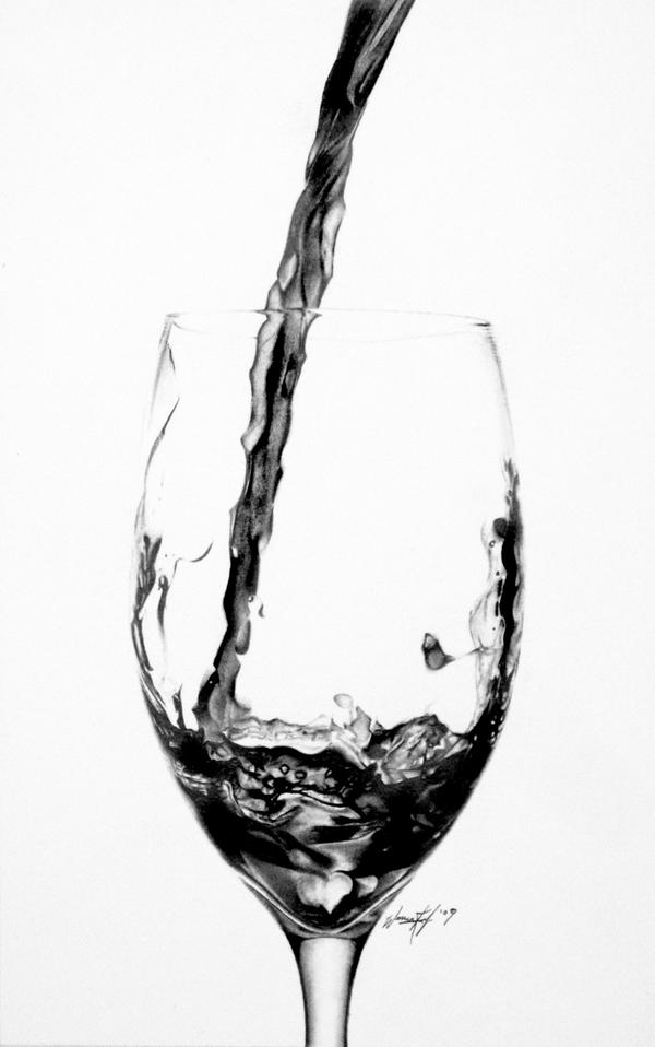 A Splash of Wine by Titan360