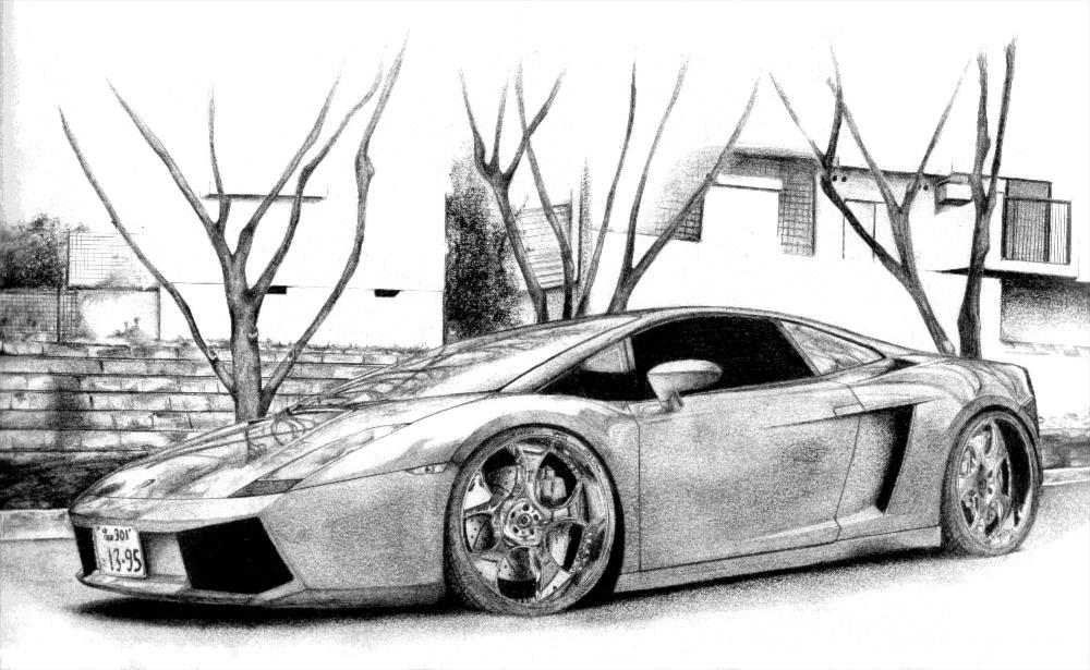 Lamborghini Gallardo by Titan360 on DeviantArt