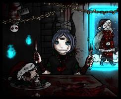 PC: No Presents For Christmas- Vai by Rej-kun