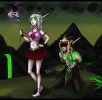WoW: Catching the Demon Hunter