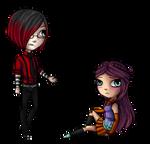 Elias and Sara