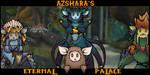 WoW: Azshara's Eternal palace by RejPiekielnyGrabarz