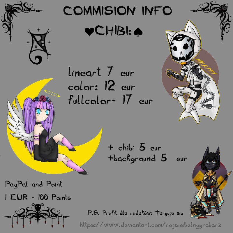 Commisions Chibi [  OPEN]