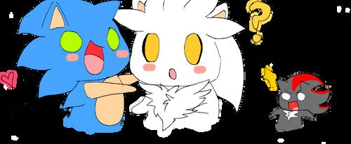 Fluffy by yachiniji