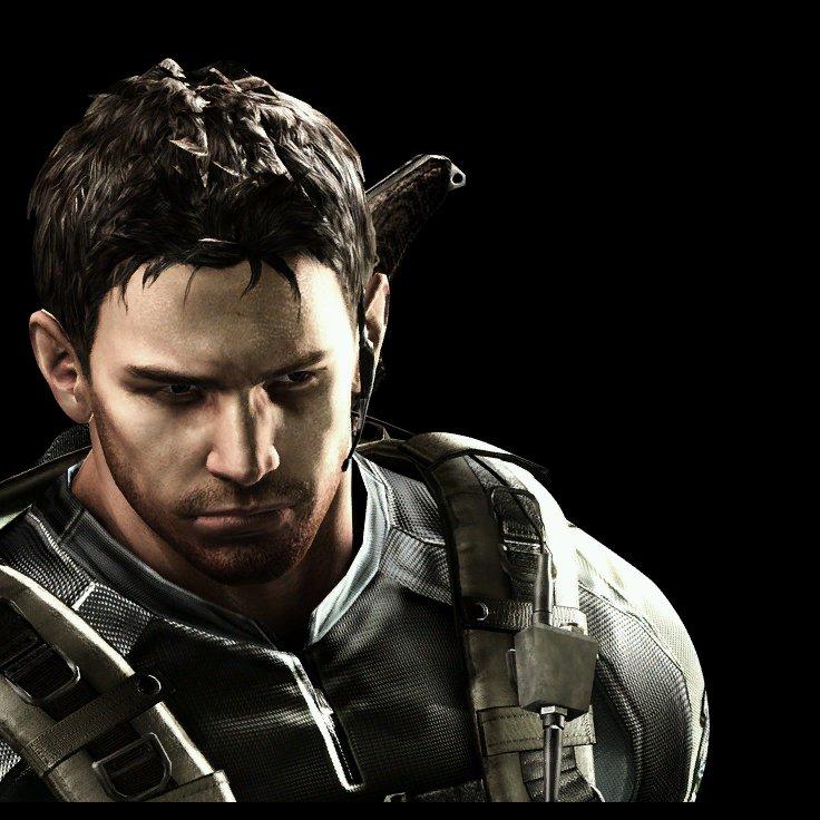 Resident Evil 5 Chris Redfield 2 By Stalkersdxx On Deviantart