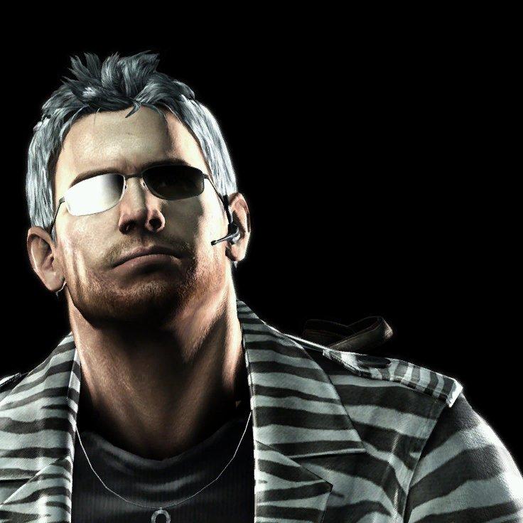 Resident Evil 5 Chris Redfield 3 By Stalkersdxx On Deviantart