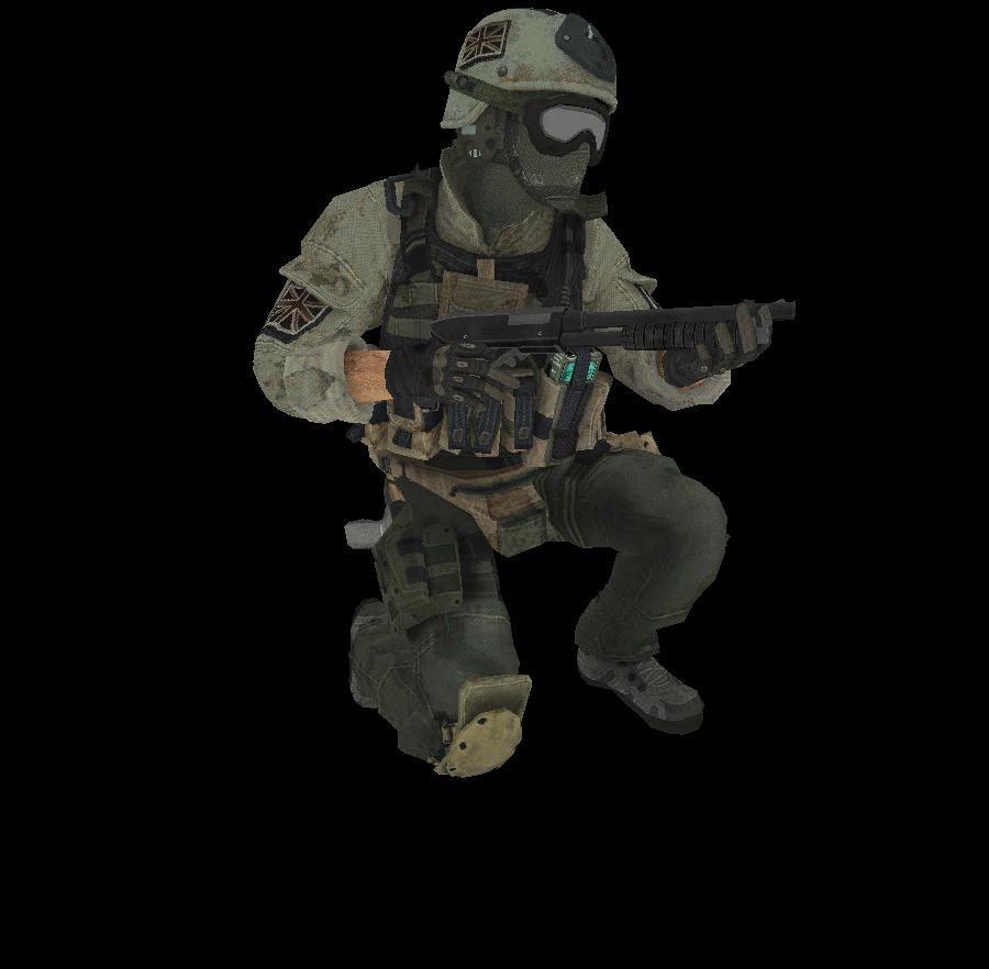 Call Of Duty Modern Warfare 2 Roach By Stalkersdxx On Deviantart