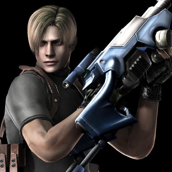 Leon Scott Kennedy Resident Evil 4 By Stalkersdxx On Deviantart