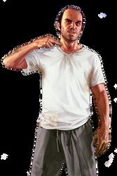 Grand Theft Auto V (Trevor) Not Full Render FIX by stalkersdxx