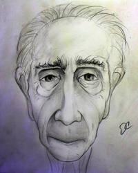 Marcel Duchamp by SprayCaint123
