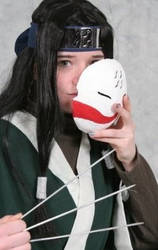 Haku cosplay