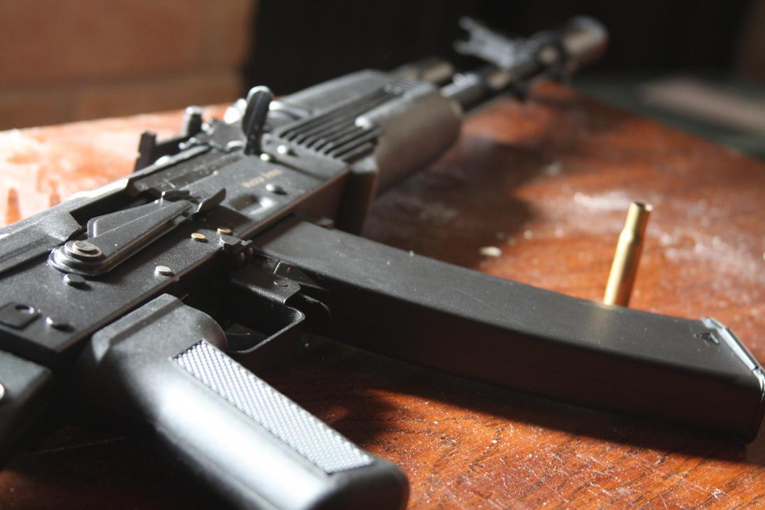 AK-74M by Debone5446