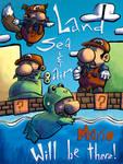 Mario Mario, Land Sea and Air