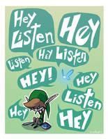 Hey Listen by CraigArndt
