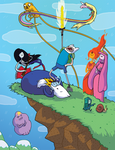 Mock Adventure Time Cover
