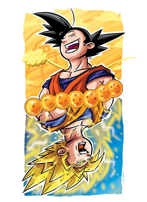 Goku by CraigArndt