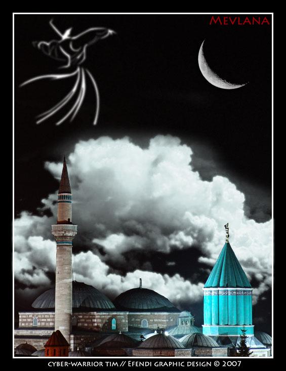 Mevlana by EfenDi26