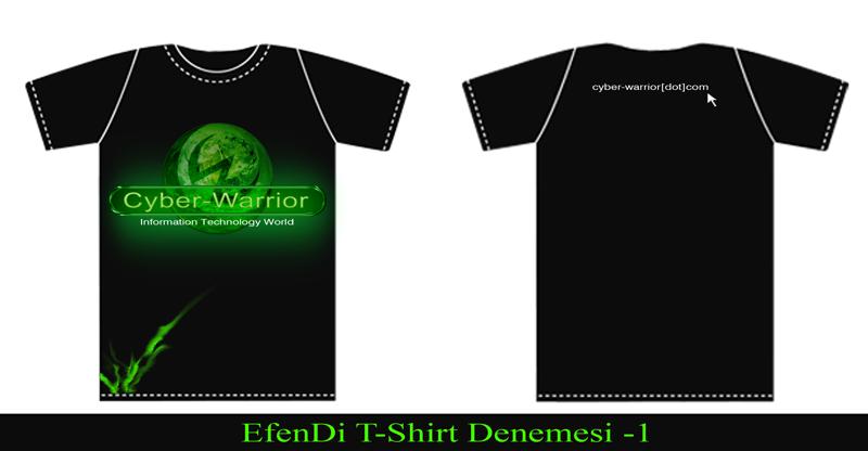 CW T-Shirt by EfenDi26