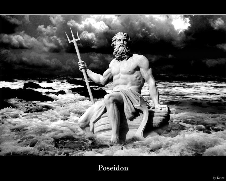 Poseidon by Lutro
