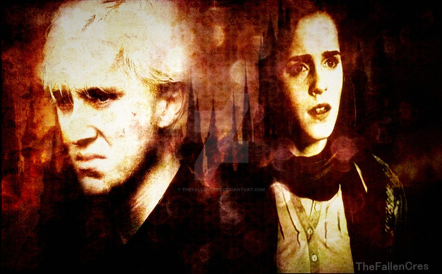 Dramione by TheFallenCres