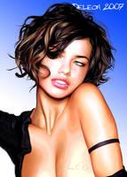 Adriana Lima 1 by Deleonss