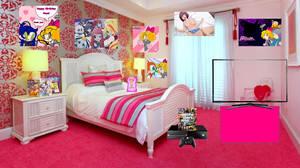 Eguri Hatakeyama's Room