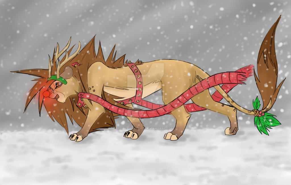 Christmas by CheeonyStar