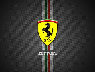 Ferrari Carbon Fiber I