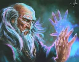 Sorcerer by Ugorarts